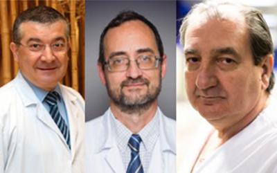 El Hospital La Paz, el CHUS y el Hospital Universitario de Cruces miden la calidad de su asistencia oncológica