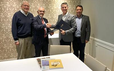 La Fundación ECO y Fundamed firman un convenio de colaboración