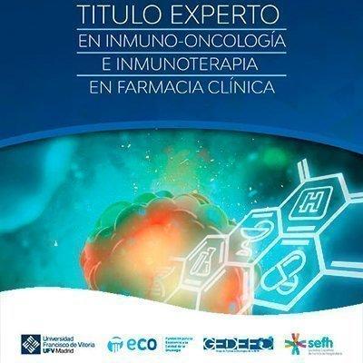 Curso Experto en Inmuno-Oncología e Inmunoterapia en Farmacia Clínica