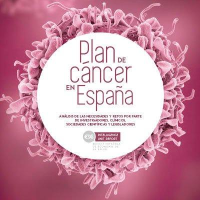 15 años del primer Plan de Cáncer en España