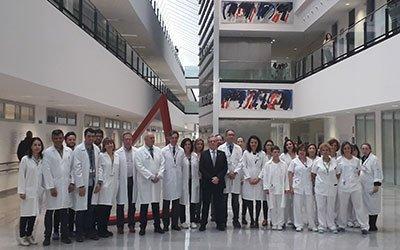 Oncología del HUCA obtiene la máxima certificación de calidad internacional en cáncer