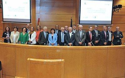 Oncólogos, sociedades científicas e investigadores demandan en el Senado una nueva hoja de ruta para la Oncología española
