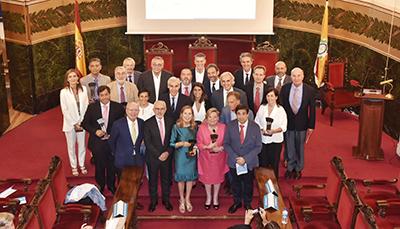 La Fundación ECO premia la excelencia en la Oncología