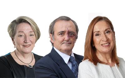 Ana Lluch, Mariano Barbacid y Ana Pastor, premiados por elevar los estándares de calidad de la Oncología española