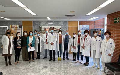 La Arrixaca, primer hospital de Murcia en someter su calidad asistencial a una auditoría internacional